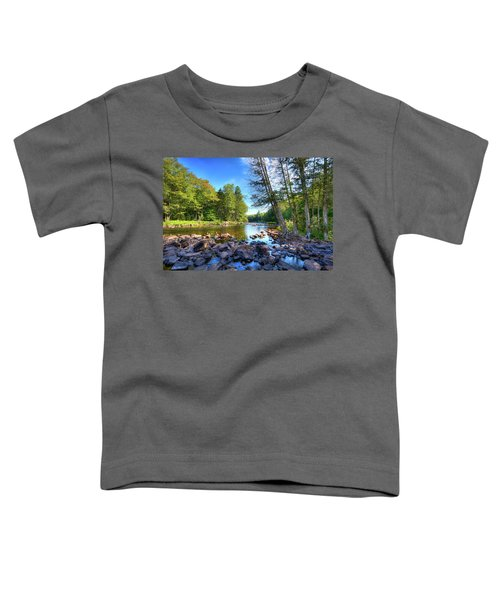 The Raquette River Toddler T-Shirt