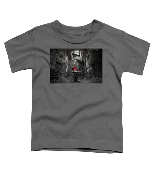 The Red Chair Toddler T-Shirt