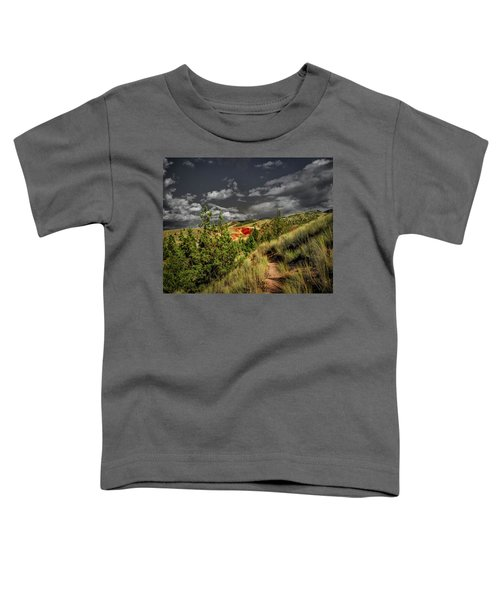 The Red Hill Toddler T-Shirt