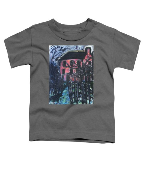 The Red House Toddler T-Shirt