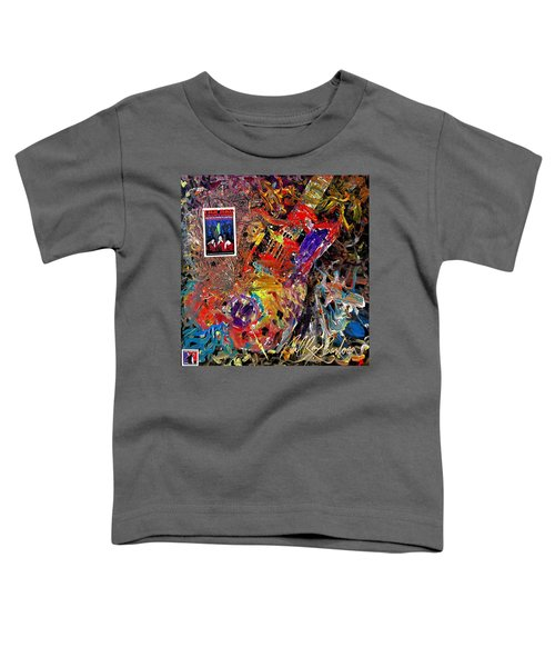 The Red Paintings Toddler T-Shirt