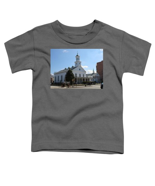 The Reformed Church Of Newtown- Toddler T-Shirt