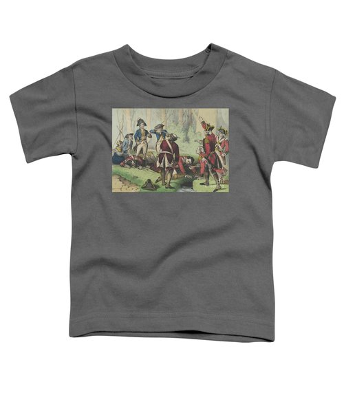 The Rescue, 1876 Toddler T-Shirt