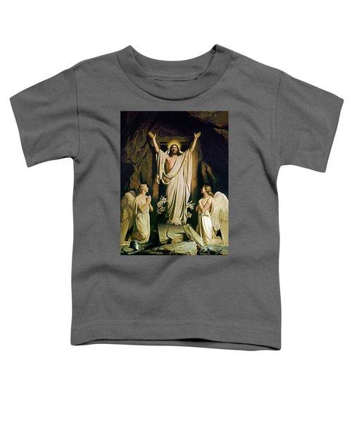 The Resurrection Toddler T-Shirt
