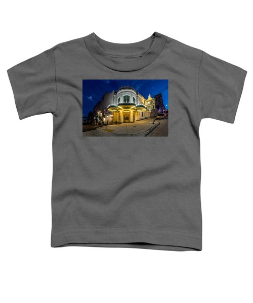 The Rialto Theater - Historic Landmark Toddler T-Shirt