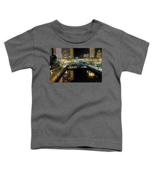 The River Walk Toddler T-Shirt