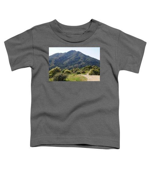 The Road To Tamalpais Toddler T-Shirt