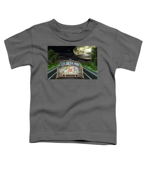 The Road Trip Toddler T-Shirt