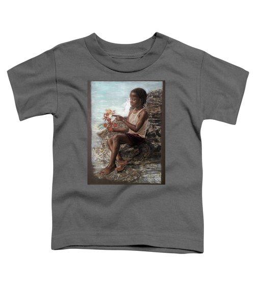 The Rock Garden Toddler T-Shirt