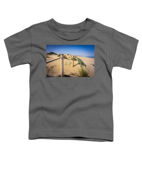 The Rope Fence. Toddler T-Shirt