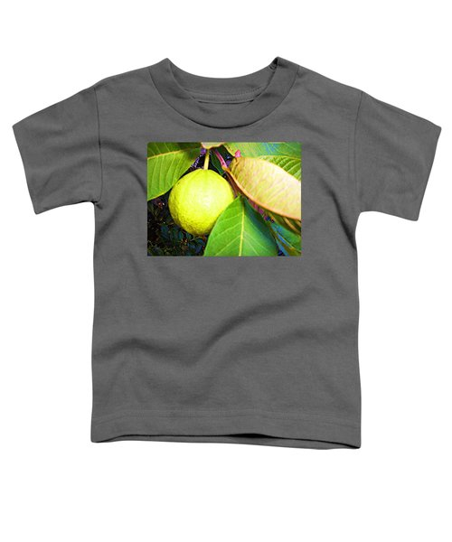 The Rose Apple Toddler T-Shirt by Winsome Gunning