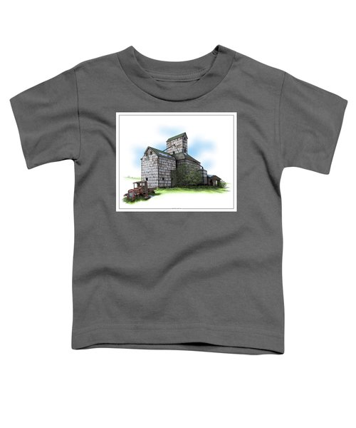 The Ross Elevator Spring Toddler T-Shirt