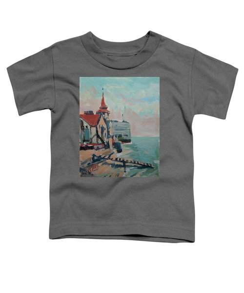 The Round Tower Of Portsmouth Toddler T-Shirt