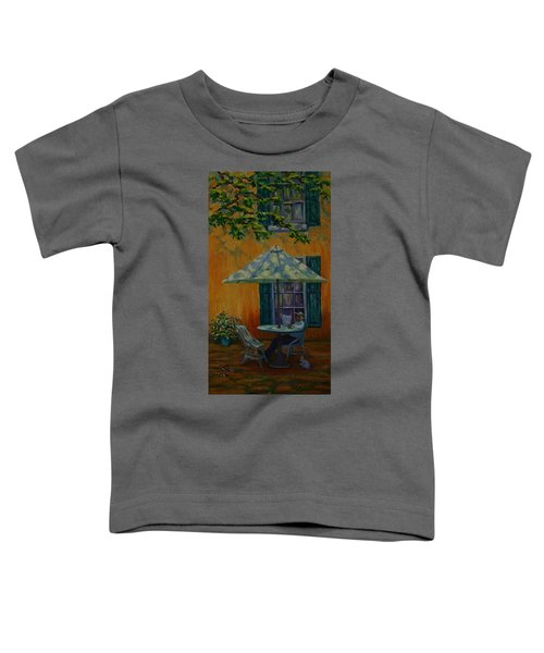 The Routine Toddler T-Shirt