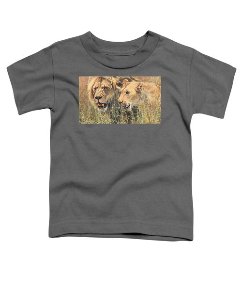 The Royal Couple II Toddler T-Shirt
