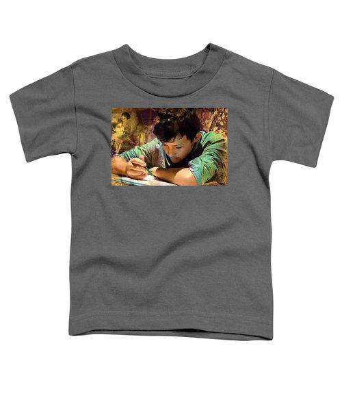 The Sacrifice Toddler T-Shirt