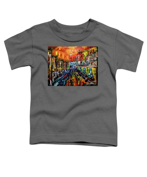 The Sangria Jug Toddler T-Shirt