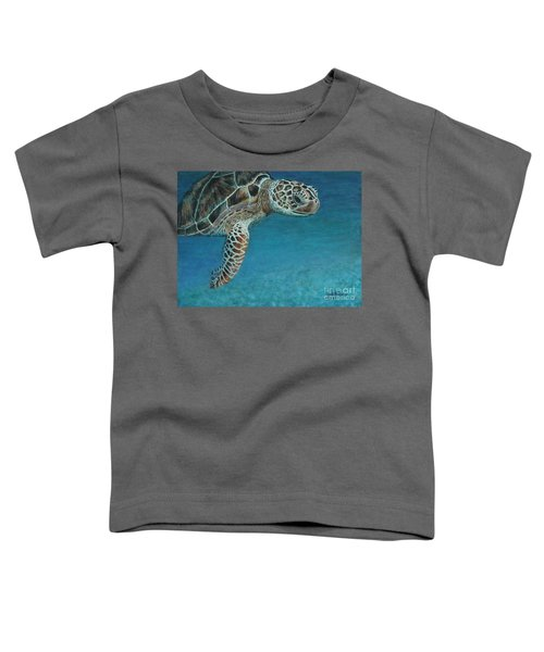 The Giant Sea Turtle Toddler T-Shirt