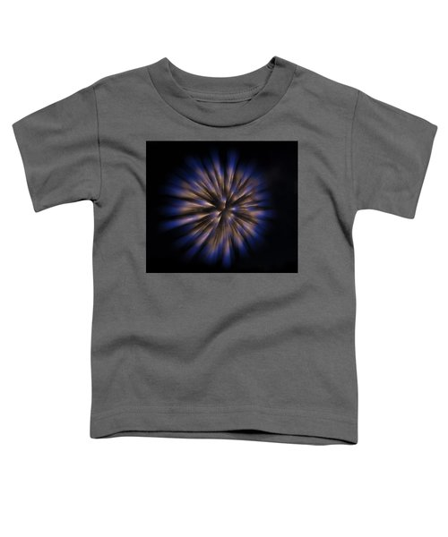 The Seed Of A New Idea Toddler T-Shirt by Alex Lapidus