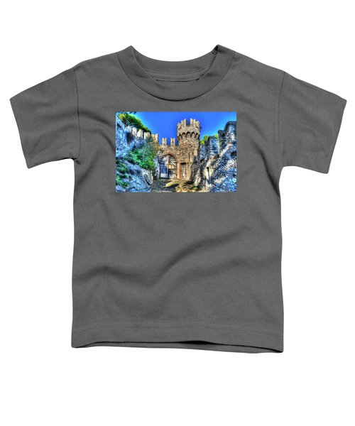 The Senator Castle - Il Castello Del Senatore Toddler T-Shirt