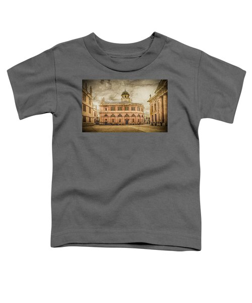 Oxford, England - The Sheldonian Theater Toddler T-Shirt