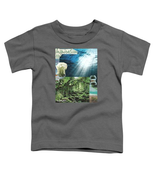 The Sight Of Inspiration Toddler T-Shirt