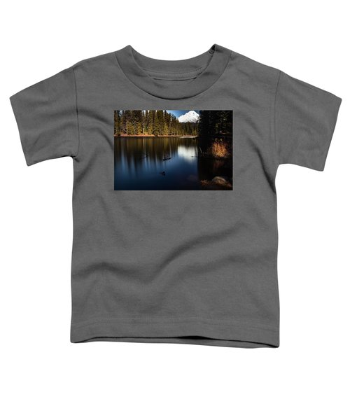 The Silence Of The Lake Toddler T-Shirt
