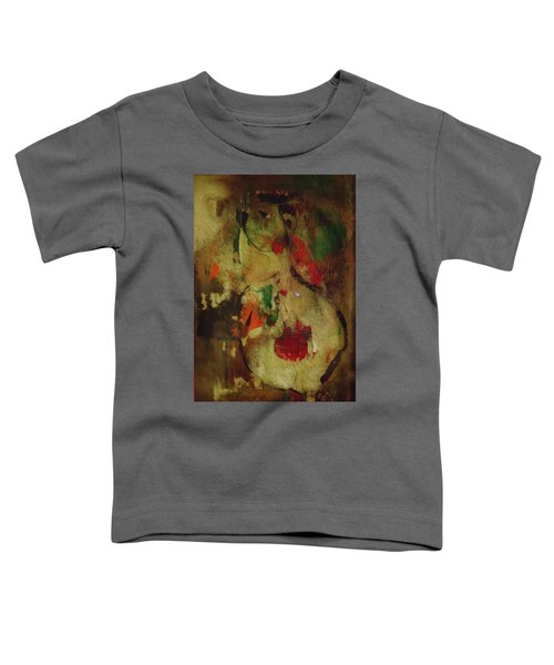 The Silent Lamb Toddler T-Shirt