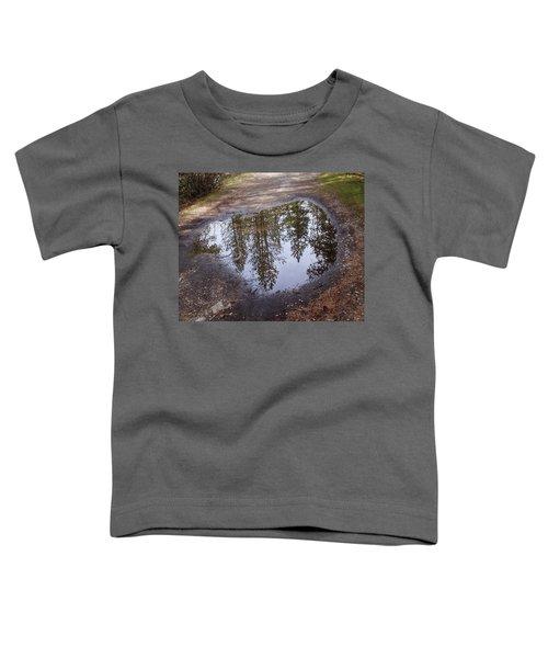 The Sky Below Toddler T-Shirt