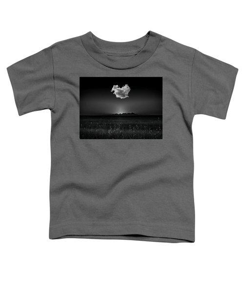 The Smallest Mountain Range Toddler T-Shirt