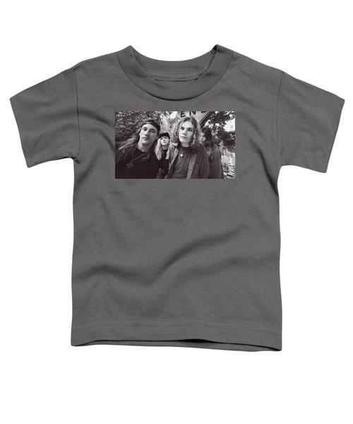 The Smashing Pumpkins Toddler T-Shirt