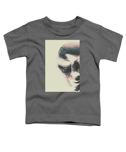 The Solace Of Stillness Toddler T-Shirt
