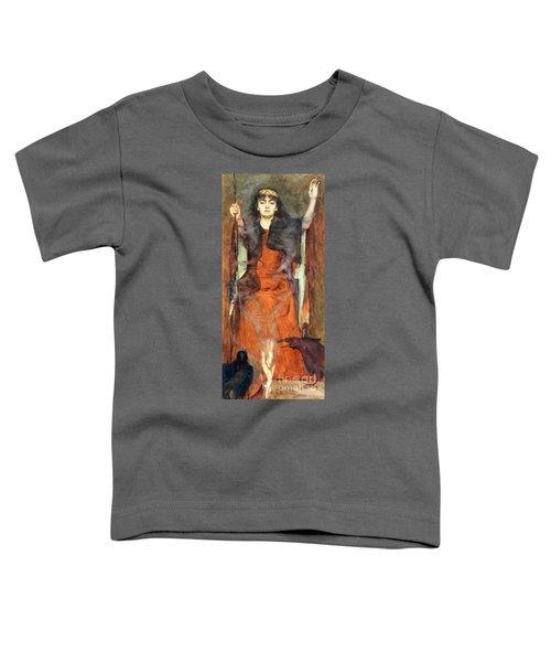 The Sorceress Toddler T-Shirt