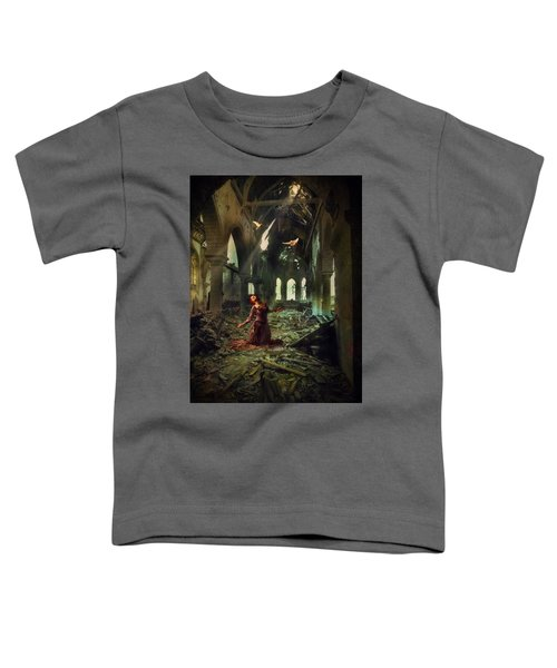 The Soul Cries Out Toddler T-Shirt