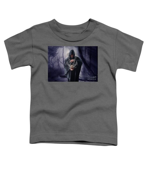 The Sounds Of Silence Toddler T-Shirt