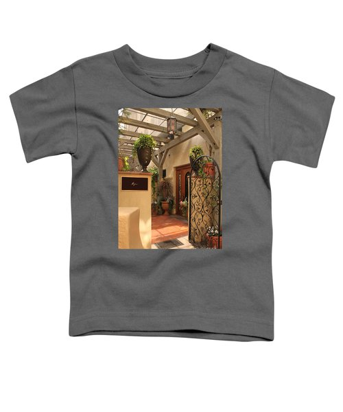 The Spa Toddler T-Shirt