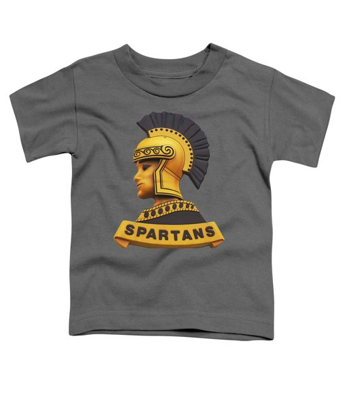 The Spartans Toddler T-Shirt