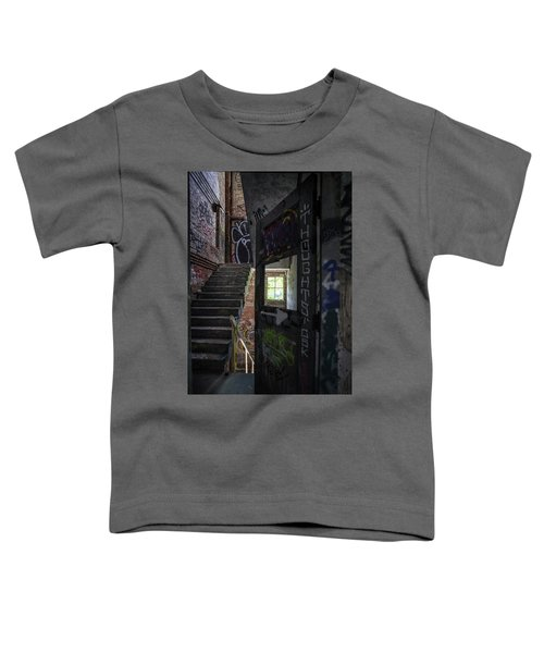 The Stairs Beyond The Door Toddler T-Shirt