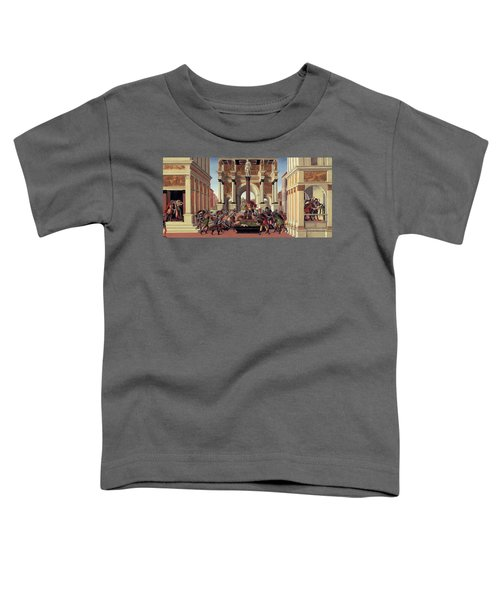 The Story Of Lucretia Toddler T-Shirt