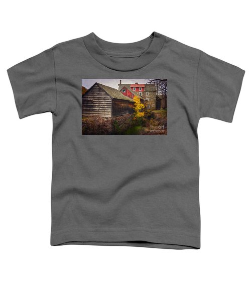 The Stover-meyers Mill Toddler T-Shirt