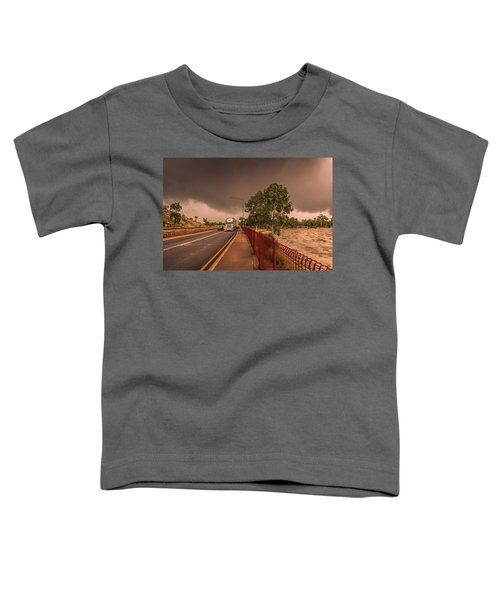 The Stuart And The Todd Toddler T-Shirt