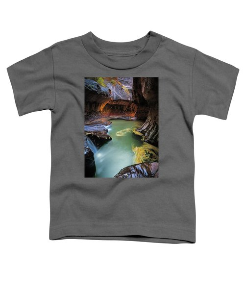 The Subway Colors Toddler T-Shirt