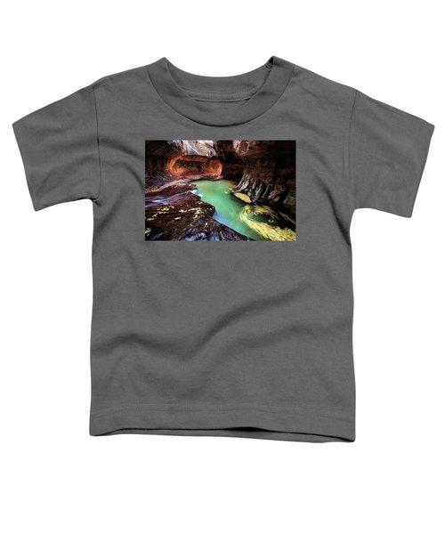 The Subway Swirls Toddler T-Shirt