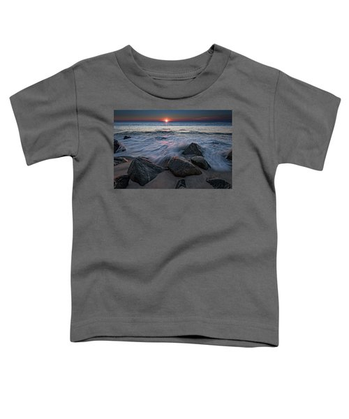 The Sun And The Tide Toddler T-Shirt