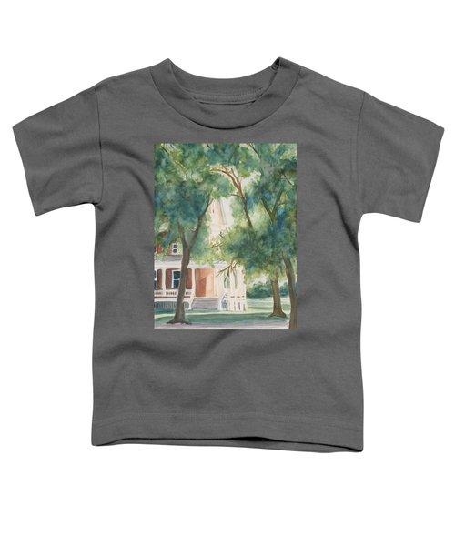 The Sunlit Porch Toddler T-Shirt