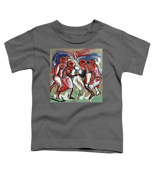 The Tackle Toddler T-Shirt