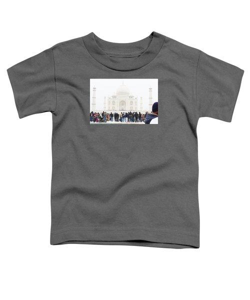 The Taj Toddler T-Shirt by Eesha Reddy