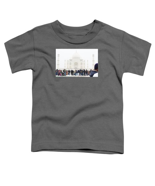 The Taj Toddler T-Shirt