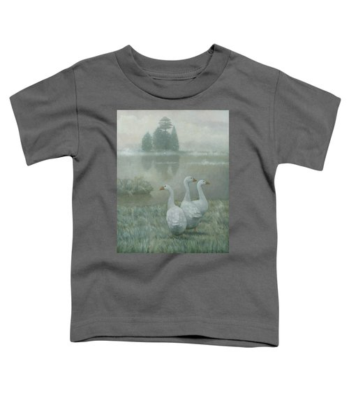 The Three Geese Toddler T-Shirt