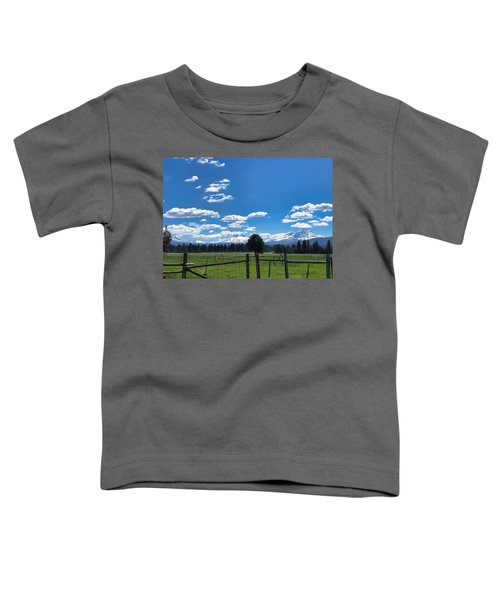 The Three Sisters Toddler T-Shirt